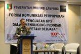 Nilai pupuk subsidi di Lampung capai Rp1,4 triliun