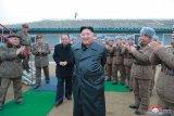 Kemunculan Kim Jong Un ditengah wabah corona