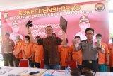 Polda Kepulauan Riau berantas judi Sijie Singapura