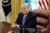 Donald Trump lakukan kunjungan mengejutkan ke Afghanistan