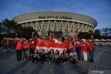 Tim beregu Putri bulu tangkis Indonesia maju ke semifinal