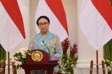 Menlu Retno Marsudi tegaskan kapal Tiongkok langgar wilayah ZEE Indonesia