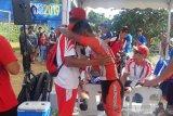 Tim balap sepeda Indonesia mengakui lepasnya medali karena salah strategi