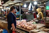 Harga ayam potong di Palangka Raya tembus Rp40.000