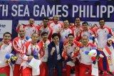 Emas masih seret, Indonesia berharap dari pencak silat