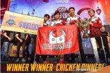 Indonesia diwakili Bigetron Esports juara dunia PUBG Mobile 2019