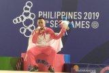 Eko rebut medali emas SEA Games 2019 kelas 61 kg