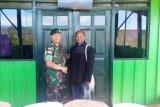 Tokoh GIDI kunjungi pos Satgas Pamtas di Oksibil Pegunungan Bintang