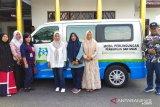 KPPPA  bantu dua unit mobil Perlindungan Perempuan dan Anak untuk Sulsel
