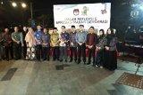 KPU Bandarlampung menggelar refleksi dan apresiasi Mahan Demokrasi
