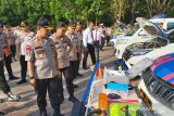 Polda Sultra peringatkan jajaran menghadapi ancaman bencana alam