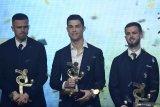 C.Ronaldo dinobatkan sebagai pemain terbaik Liga Italia