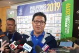 Indonesia vs Brunei tetap jalan meski ada topan kammuri