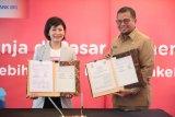 Pasar Pabaengbaeng Makassar terapkan transaksi berbasis digital