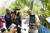 Presiden serahkan penanganan kasus ledakan granat di Monas kepada kepolisian