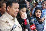 Prabowo: Tunggu hasil penyelidikan ledakan di Monas