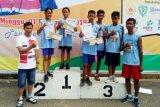 Tiga pelari Barito Timur unjuk gigi dalam maraton 10K Tabalong Open