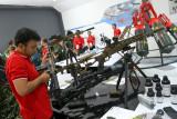 Memacu industri alat pertahanan dan keamanan Indonesia
