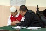 Mutilasi pegawai Kemenag, Goparin dituntut hukuman mati