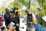 Presiden serahkan kasus ledakan granat di Monas kepada aparat Kepolisian