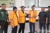 Rektor UNM kunjungan supervisi KKN 2019 di Kabupaten Takalar