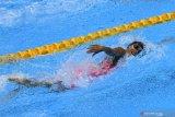 Azzahra raih perak renang 200 meter gaya ganti putri