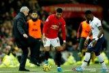Rashford antar United hentikan awal sempurna Mourinho bersama Tottenham