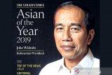 Jokowi persembahkan penobatan Tokoh Asia Tahun 2019 bagi rakyat Indonesia