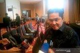 Lima berita ekonomi kemarin, Erick ancam copot direksi Garuda sampai soal beras turun mutu