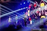 Konser penuh energi