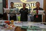 Polda Riau sita 15 kg sabu jaringan Bengkalis-Malaysia