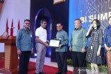 Bank Nagari raih penghargaan bank pengelolaan rupiah terbaik I dari BI
