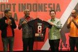 PT Freeport Indonesia tetap menjadi sponsor Persipura di Liga 1