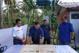 SP Astra beri bantuan sumur wakaf ACT di Lombok