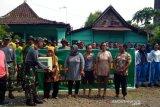 Hari Juang, anggota TNI bersih-bersih rumah Brigjen Slamet Riyadi