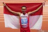 Indonesia menambah emas dari lompat jauh