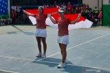 Beatrice/Jessy sumbangkan  emas kedua dari tenis SEA Games 2019