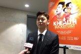 Young Dae akan terus bermain bulu tangkis sampai umur 40 tahun