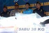 Polres Nunukan akui sulit tangkap bandar sabu-sabu