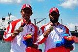 Dayung Indonesia kembali sumbang dua emas di SEA Games 2019