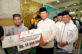Masjid Al Hikmah Tanjungpinang ditutup  karena jamaah terpapar  COVID-19