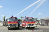 Ogan Komering Ulu tambah dua mobil  pemadam kebakaran