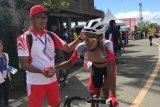 Balap sepeda nomor road race mengalami peningkatan di SEA Games