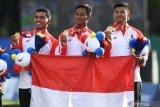 Daftar akhir perolehan medali SEA Games, Indonesia finis di posisi keempat