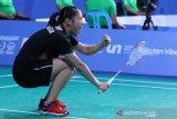 Indonesia tempatkan tiga wakil  di final bulu tangkis perorangan