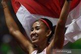 Sehari menjelang penutupan Indonesia di peringkat empat