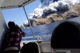 Polisi Selandia Baru: delapan orang hilang setelah letusan gunung berapi