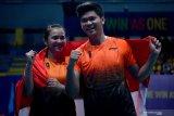 Greysia/Apriyani sumbangkan emas terakhir bulu tangkis untuk Indonesia