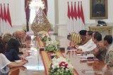 Jokowi terima delegasi Aksi Stop TBC Dunia