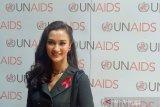 UNAIDS National tunjuk aktris Atiqah sebagai Goodwill Ambasador Indonesia